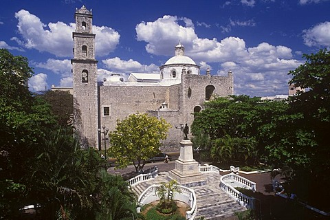 High Quality Stock Photos Of Plaza Hidalgo