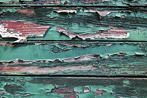 Weathered wood finish