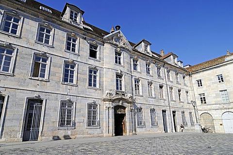 Music, dance, theatre, university, conservatory, Besancon, department of Doubs, Franche-Comte, France, Europe, PublicGround