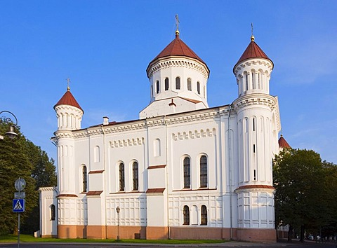 Holy Ghost Church, Vilnius, Lithuania, Europe