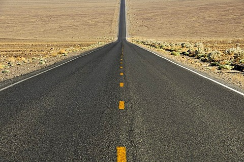 Badwater Road, Death Valley National Park, Mojave Desert, California, United States of America