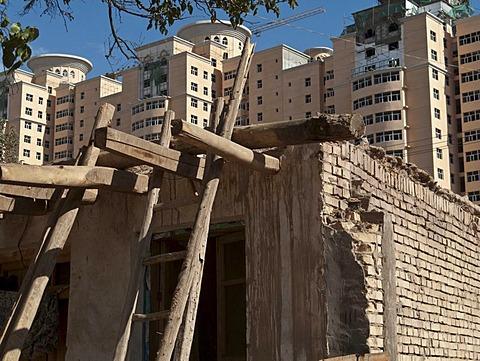 Kashgar, the capital of Uigur culture, Xinjiang, China, Asia