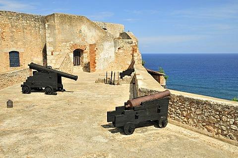 Fort San Pedro de la Roca or Castillo del Morro, UNESCO World Heritage Site, near Santiago de Cuba, Cuba, Caribbean