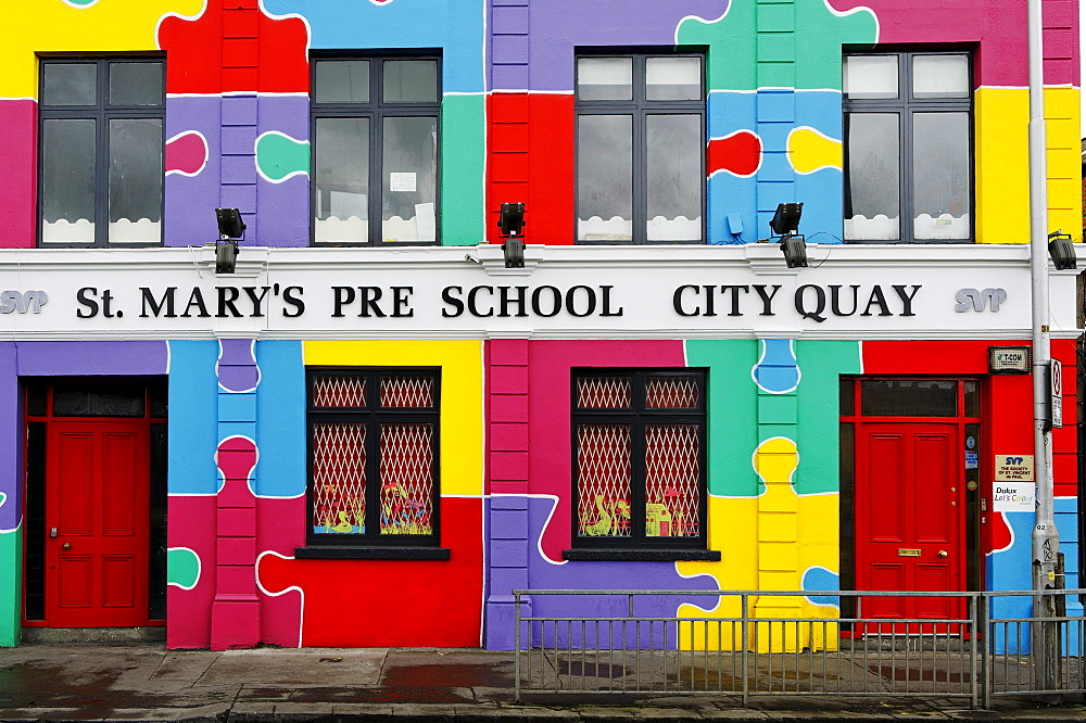 St. Mary's Pre-School, kindergarten, City Quay, Republic of Ireland, Europe
