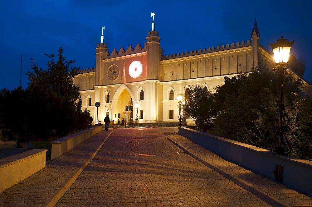 Lublin Castle, Lublin, Lublin province, Poland