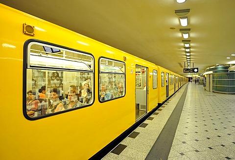 S-Bahn, Berlin, Germany, Europe