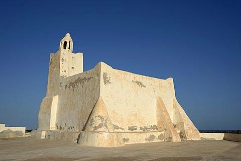 Beni Maaguel Mosque, Djerba, Tunisia, Maghreb, North Africa