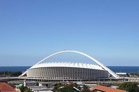 Moses Mabhida Stadium, Durban, Kwa-Zulu Natal, South Africa, Africa