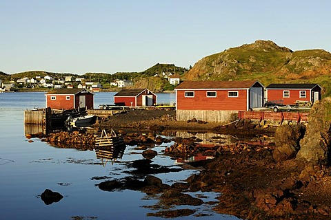Hans Cove, near Twillingate, Newfoundland, Canada, North America