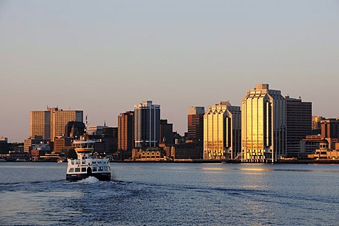 Skyline of Halifax, Nova Scotia, Canada