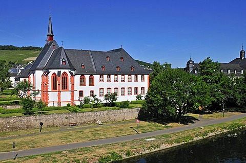 Cusanusstift or St. Nikolaus-Hospital, Bernkastel-Kues, Rhineland-Palatinate, Germany, Europe