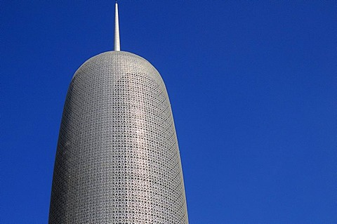 Skyscraper in Doha, Qatar