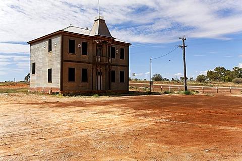 Masonic Lodge, Cue, Western Australia, Australia