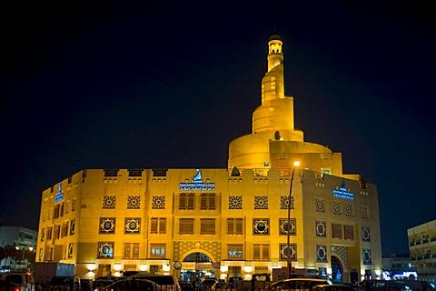 KDF Islamic Center and mosque, Doha, Qatar, Arabian Peninsula, Middle East