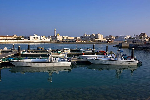 Port of Khor, Qatar, Arabian Peninsula, Middle East