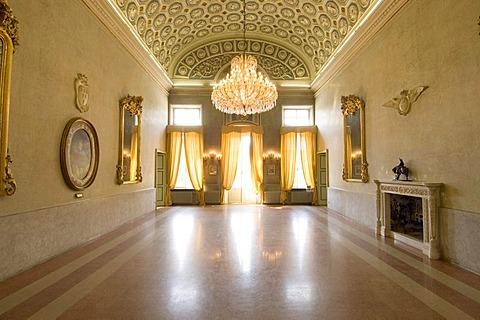 Palazzo Ducale, Parma, Emilia-Romagna, Italy, Europe
