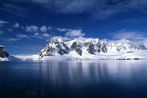Paradise Bay Antartica