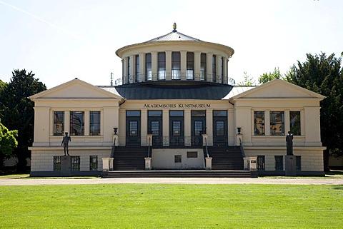 Akademisches Kunstmuseum academic art museum, Bonn, Rhineland, North Rhine-Westphalia, Germany, Europe