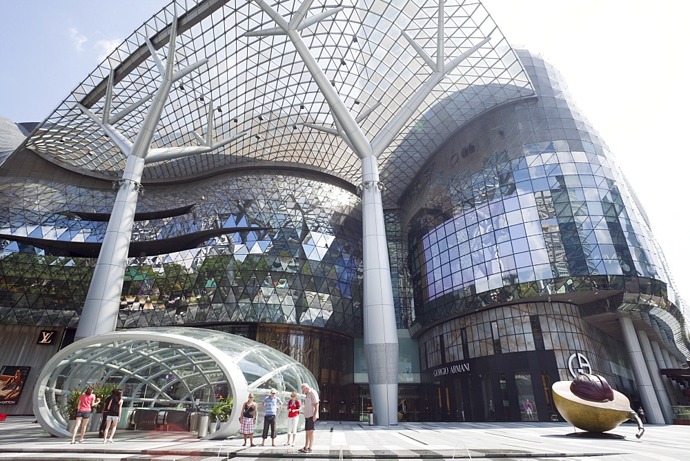 Ion Shopping Complex, Orchard Road, Singapore, Southeast Asia, Asia