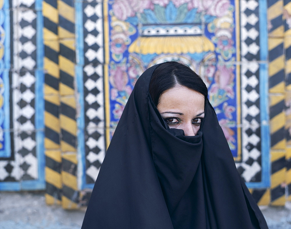 Arab woman, Iraq, Middle East