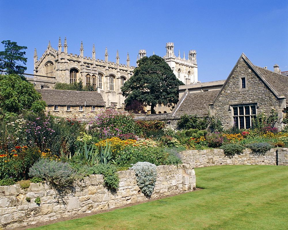 Christ Church College, Oxford, Oxfordshire, England, United Kingdom, Europe