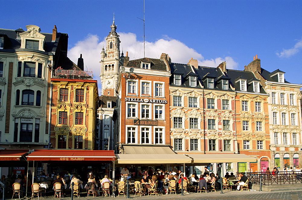 Place du General de Gaulle, Lille, Nord, France, Europe