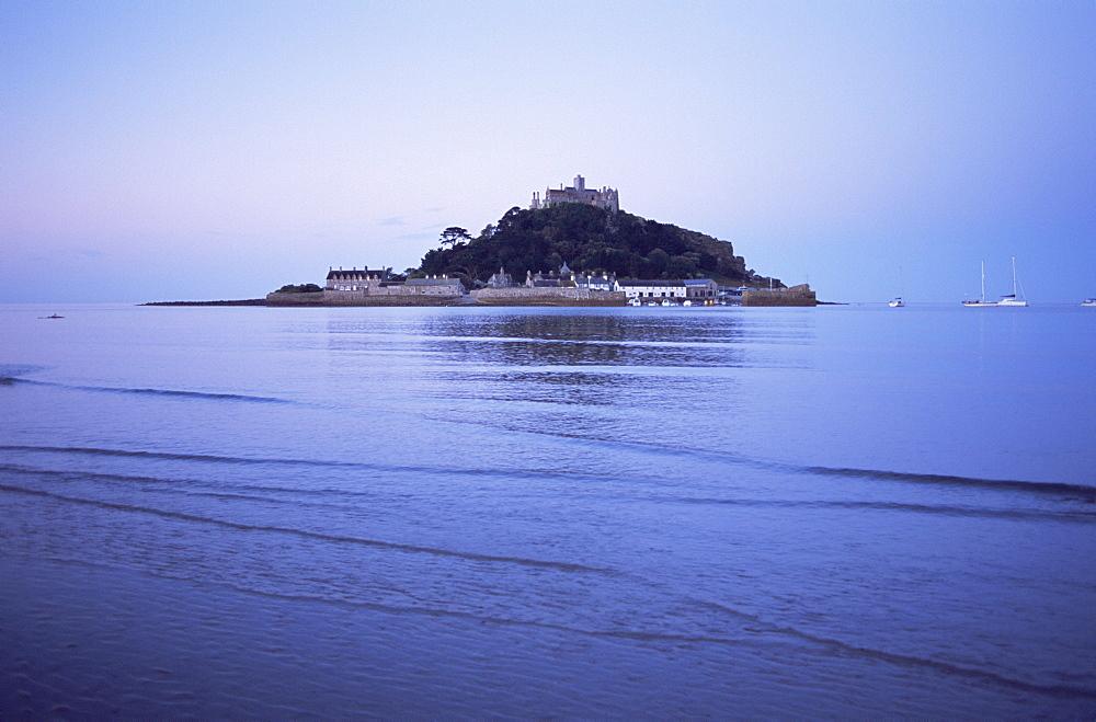 St. Micheal's Mount, Marazion, Cornwall, England, United Kingdom, Europe