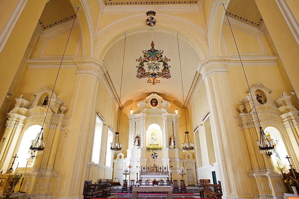 St. Dominics Church, Macau, China, Asia
