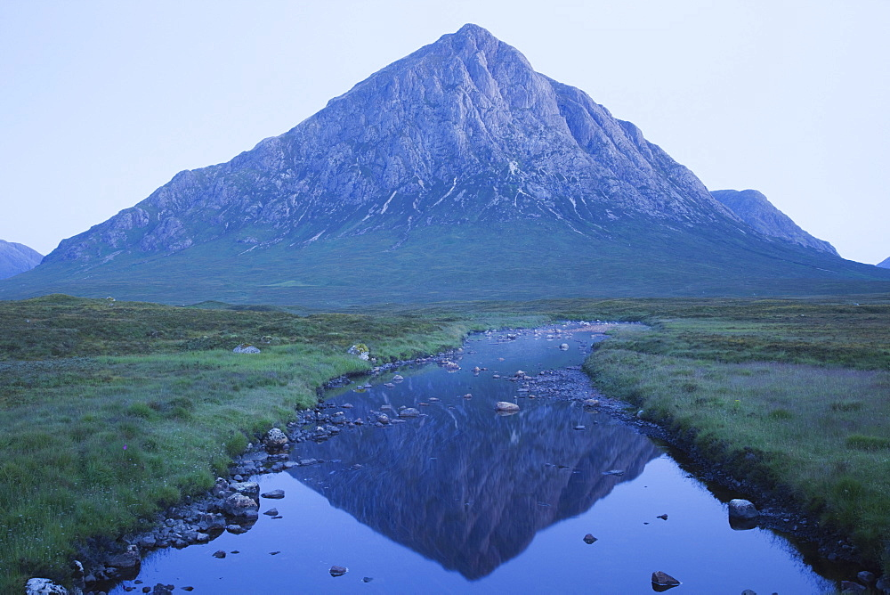 Buchaille Etive Mor, Glen Coe, Highlands, Scotland, United Kingdom, Europe - 834-7218