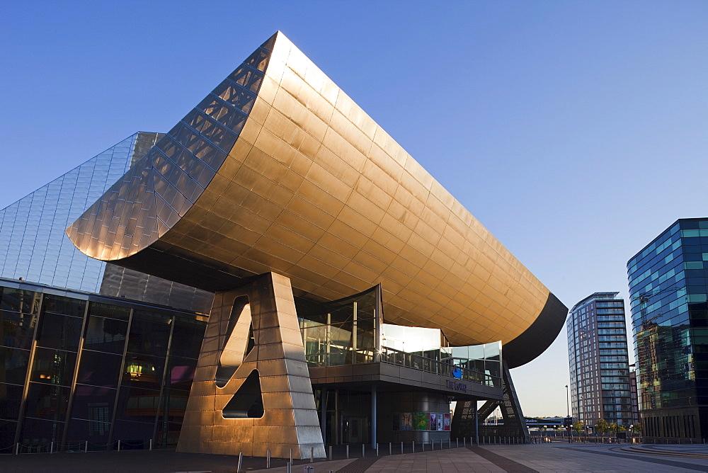 Lowry Centre, Salford Quays, Manchester, England, United Kingdom, Europe