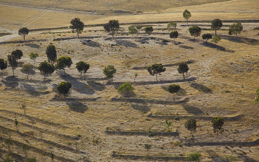 The landscape of the Negev desert - 837-1085