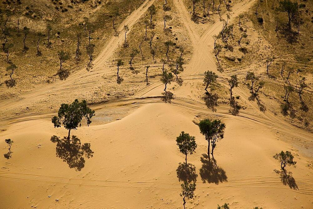 The sand dunes of the Negev desert - 837-1088