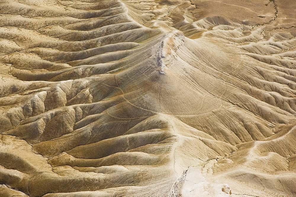 Abstractive view of the Negev desert - 837-1089