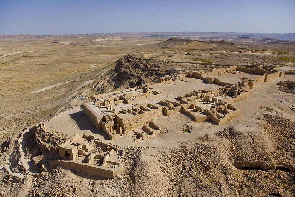 The archaeological site of Avdat in the Negev desert - 837-1092