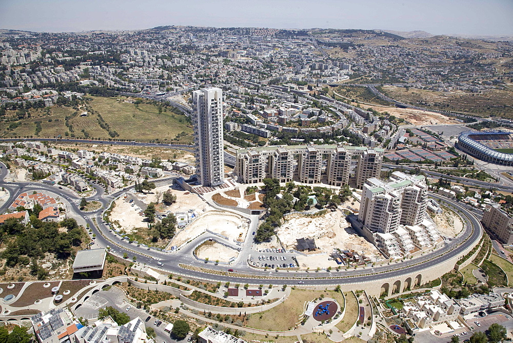 The Holy land real estate project in western Jerusalem - 837-1103