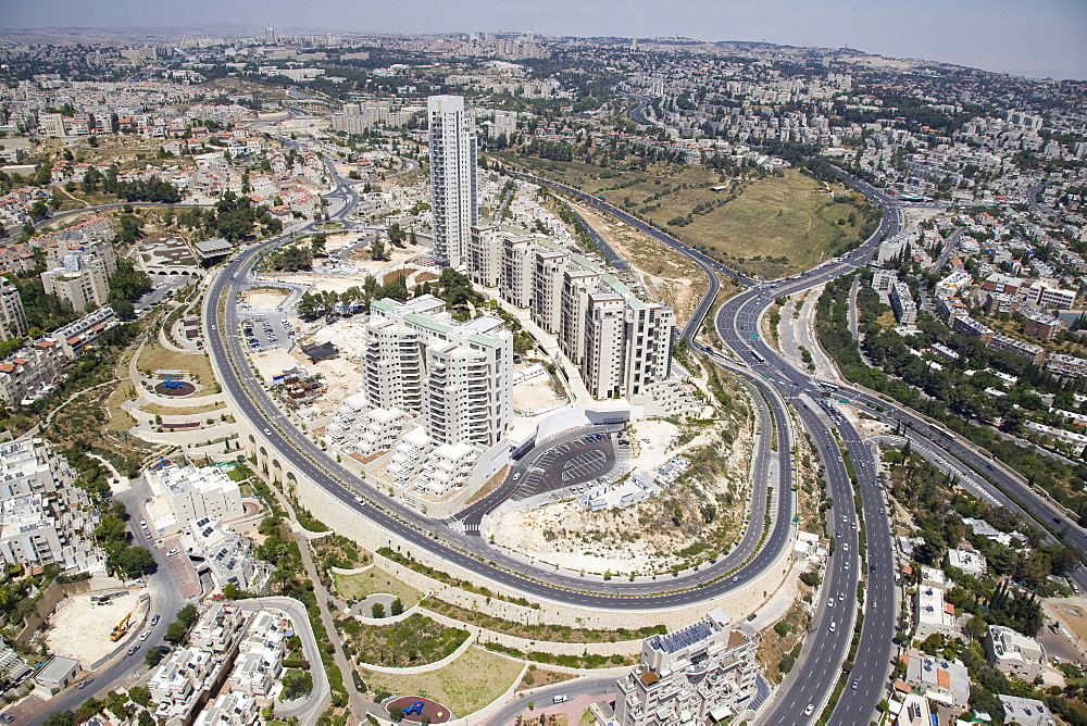 The Holy land real estate project in western Jerusalem - 837-1104