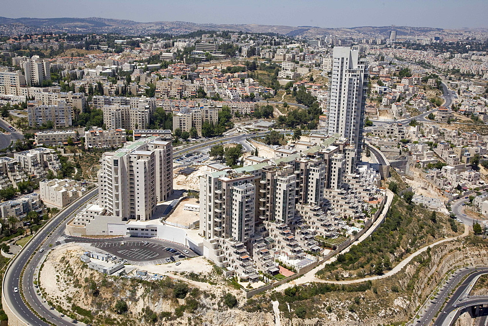The Holy land real estate project in western Jerusalem - 837-1105