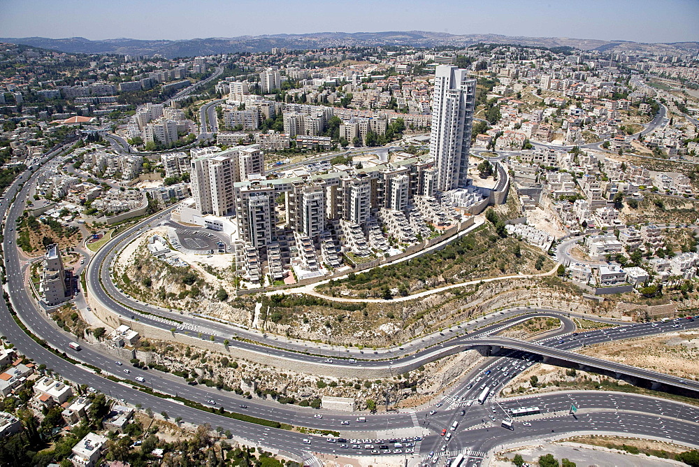 The Holy land real estate project in western Jerusalem - 837-1106