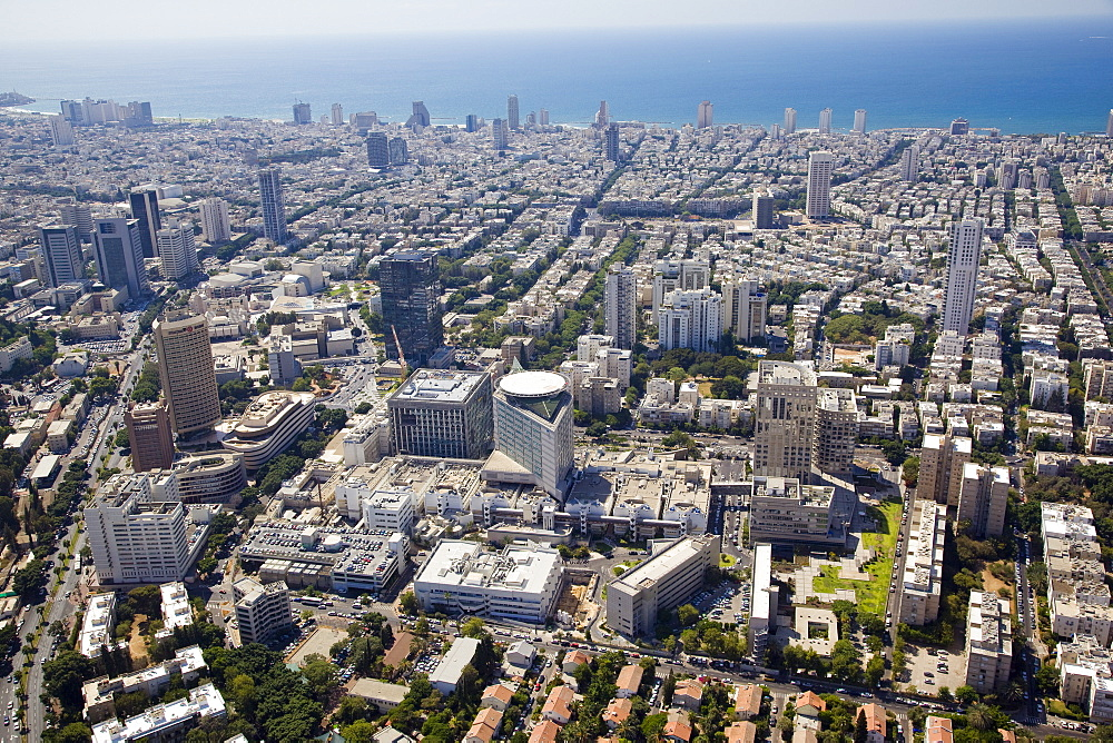 The Sourasky medical centre in Tel Aviv