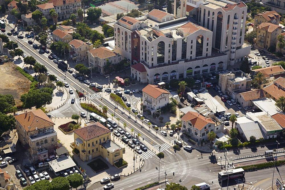downtown Haifa - 837-1146