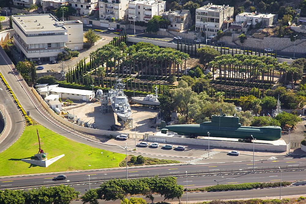 The National Naval Museum in Haifa - 837-1148