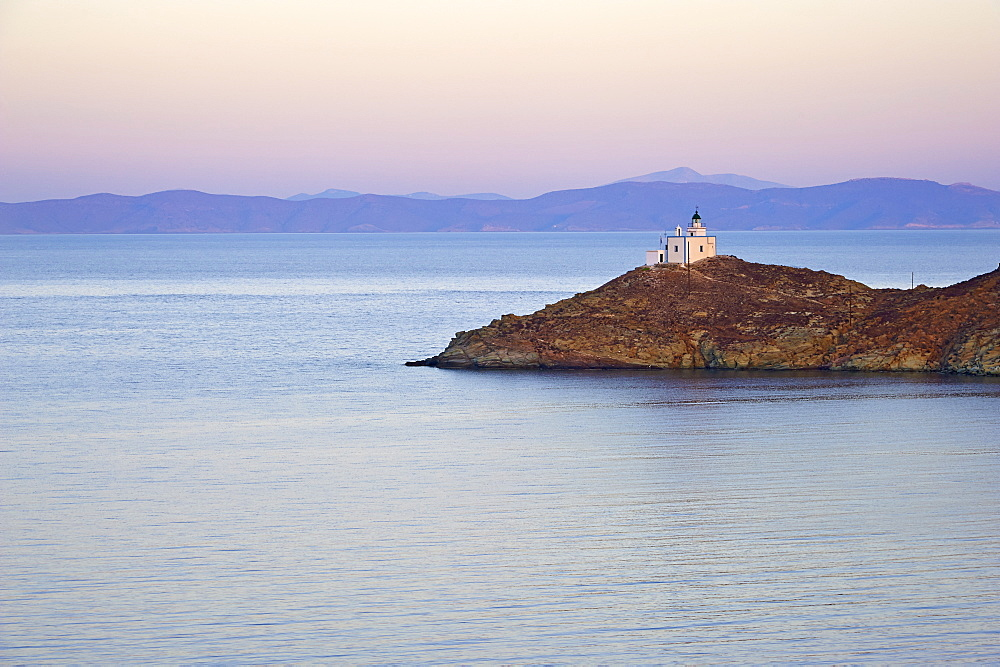 Agios Nikolaos, Korissia Bay, Kea Island, Cyclades, Greek Islands, Greece, Europe - 841-1085