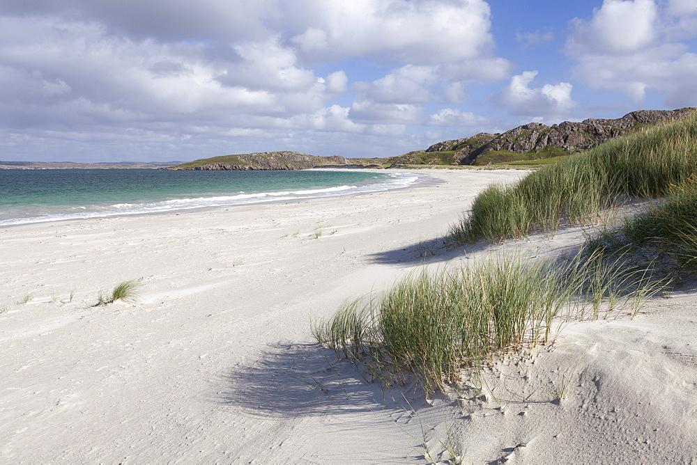 The beautiful Traigh na Beirigh near Riof, Isle of Lewis, Outer Hebrides, Scotland, United Kingdom, Europe