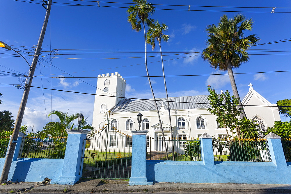St. Peter Parish Church, Speightstown, St. Peter, Barbados, West Indies, Caribbean, Central America