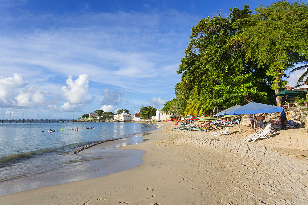 The Beach, Speightstown, St. Peter, Barbados, West Indies, Caribbean, Central America