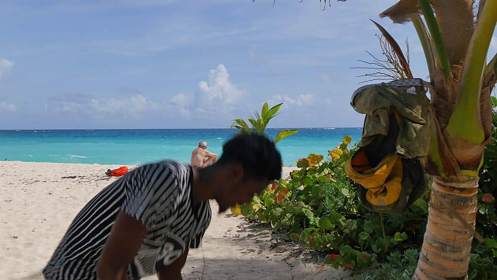 Bottom Bay, St Philip, Barbados, West Indies, Caribbean - 844-10988