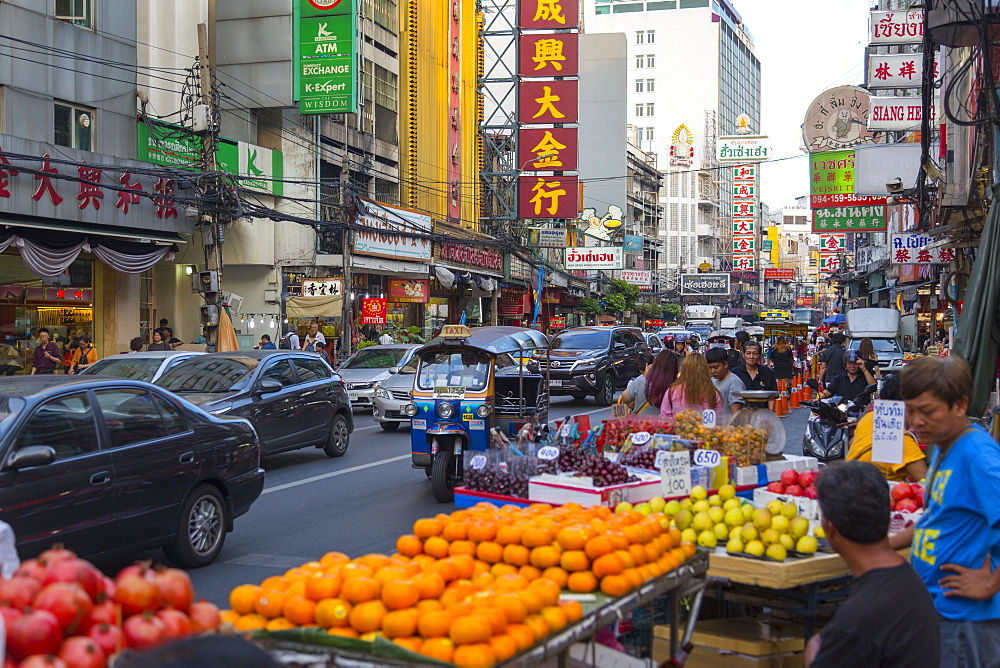 Chinatown, Bangkok, Thailand, Southeast Asia, Asia