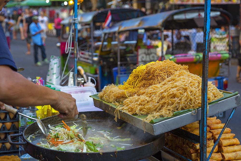 Khao San Road, Bangkok, Thailand, Southeast Asia, Asia