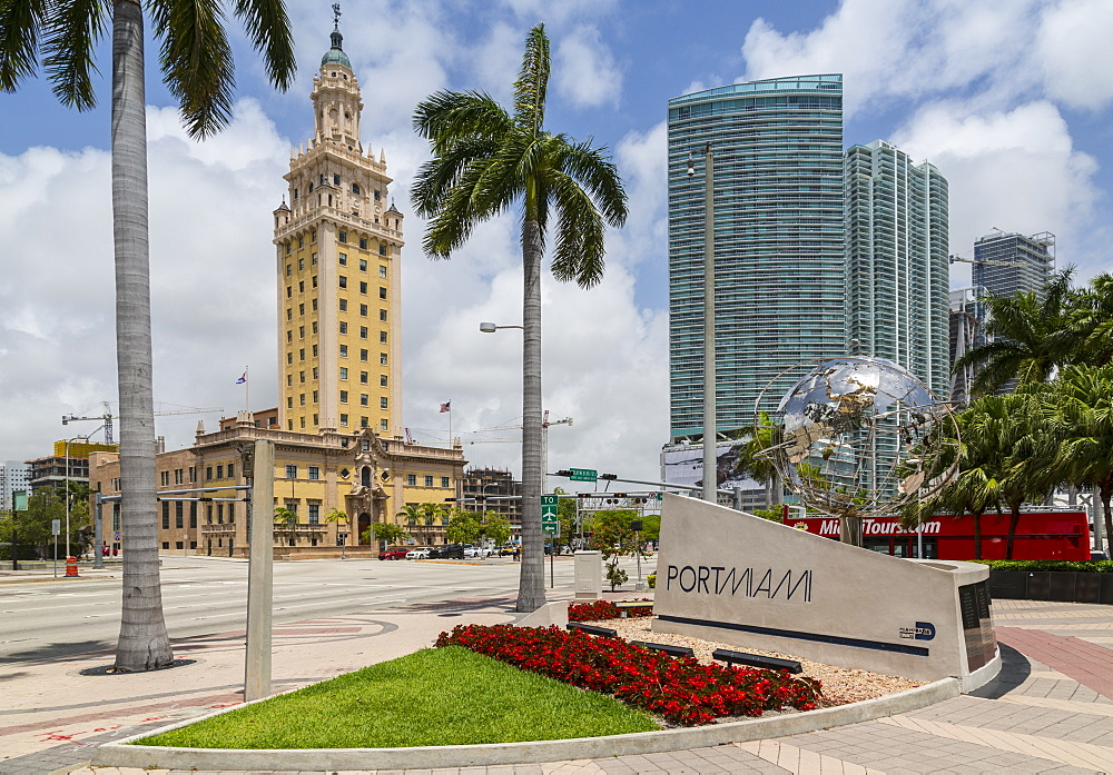The Freedom Tower in Downtown Miami, Miami, Florida, United States of America, North America