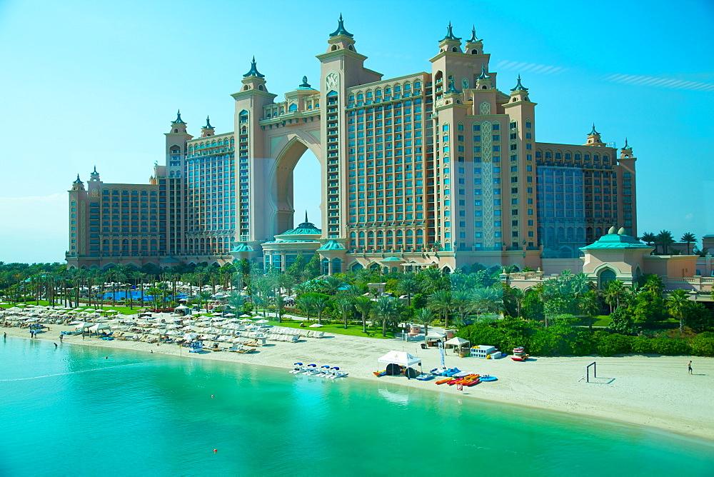 The Palm Resort, Atlantis Hotel, Dubai, United Arab Emirates, Middle East